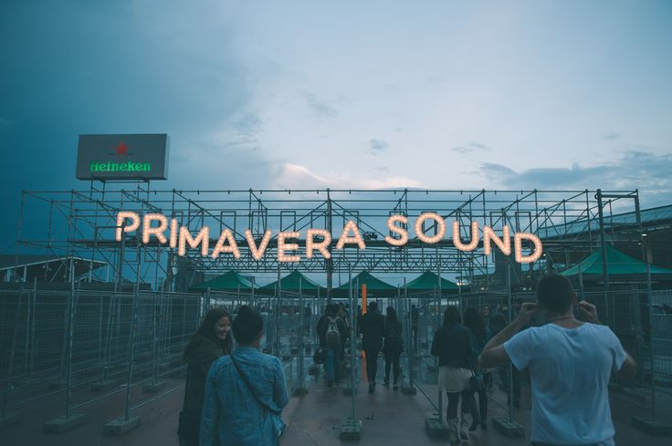 Photos from this year's Primavera Sound Festival by Tom Spray and Morten Krogh.