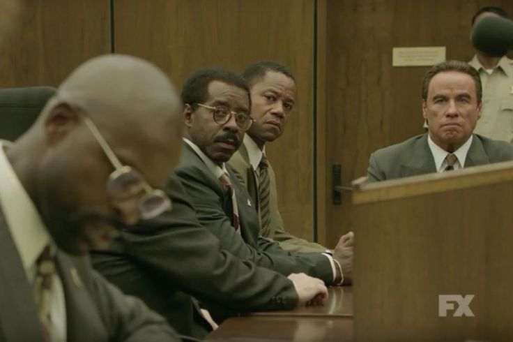 THE PEOPLE V. O.J. SIMPSON: AMERICAN CRIME STORY Review