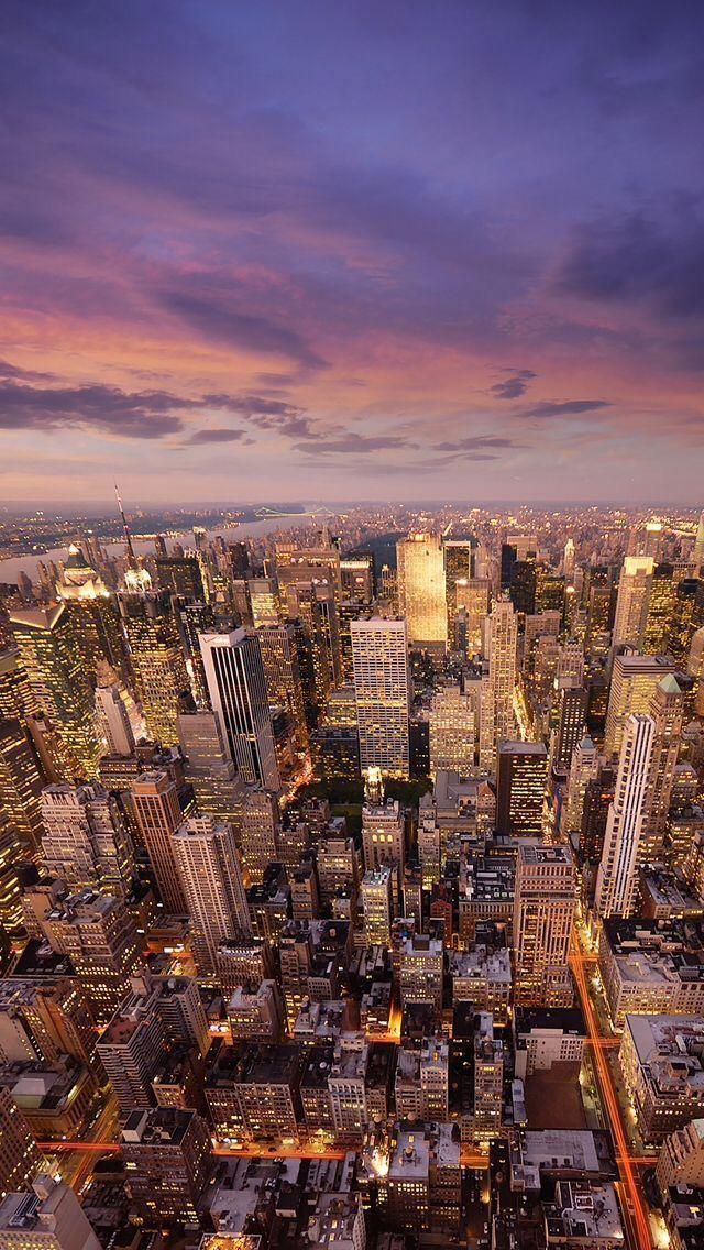 Photography of night city view #paisajeurbano Photography of night city view