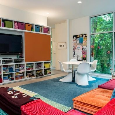 Kids Playroom Family Room Ideas 292 best kids library images on pinterest | home, vintage maps and