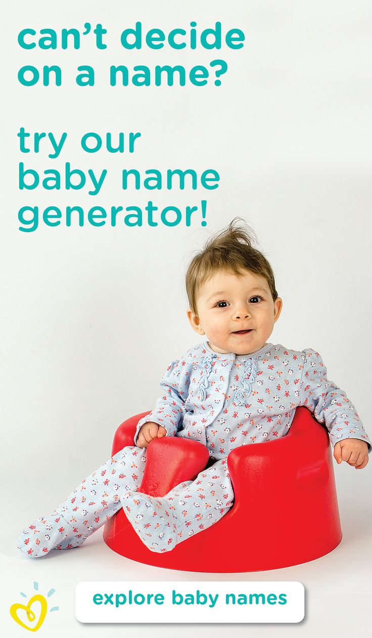 Don't know where to start when deciding on a name for your new bundle of joy? Check out this baby name generator from Pampers. With over 5,000+ names to choose from, this inspiring tool can help you find the name that suits your new boy or girl.