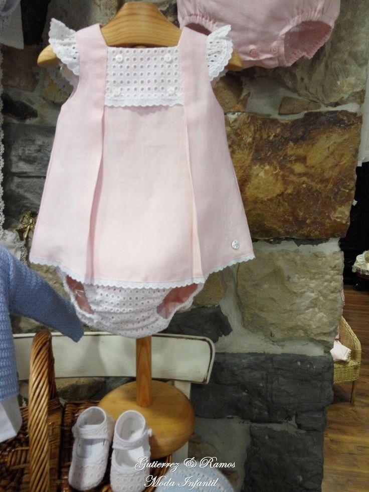 Buenos días!!, Os quiero mostrar nueva colección de bebé. Os muestro una colección super bebetona, con una tela perforada distinta, las c...