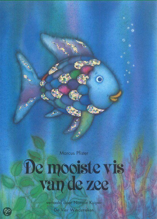 De mooiste vis van de zee is een erg leuk kinderboek. Andere kinderboeken die mij werden voorgelezen zijn Nijntje, kikker, wil je mijn vriendje zijn?En over een mol die wilt weten wie er op zijn kop heeft gepoept.