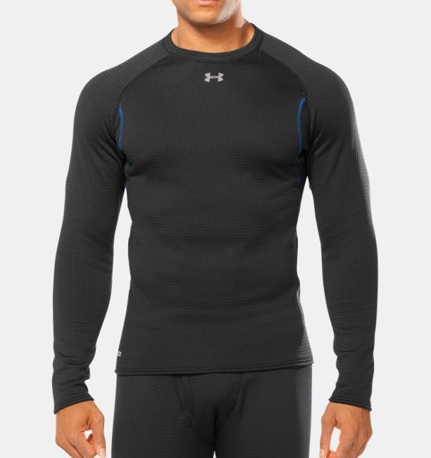 Base Layers 177867  Under Armour Coldgear Base Layer 3.0 Extreme Mens Crew  Size Small 1004604 New!!! -  BUY IT NOW ONLY   29.99 on  eBay  layers  under  ... 5ff089fbd