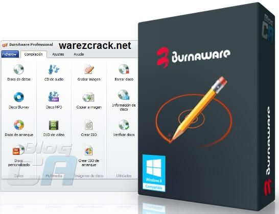 BurnAware Professional License Key 10 Crack Full Version Free. It is a powerful CD, DVD, and disc burning software. It helps to burn Video and audio BD.