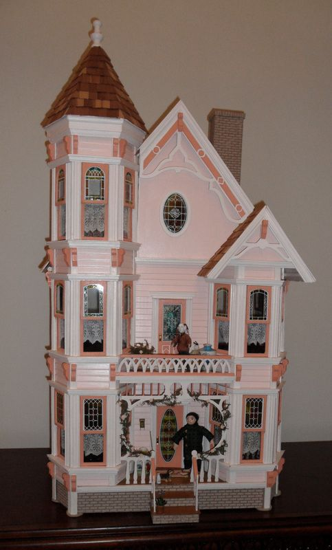 29 Best Victorian Dollhouse For The Garden Images On