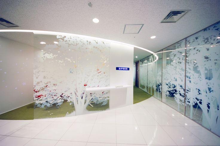 オフィスデザイン実績~優しい光に包まれたSpring Office