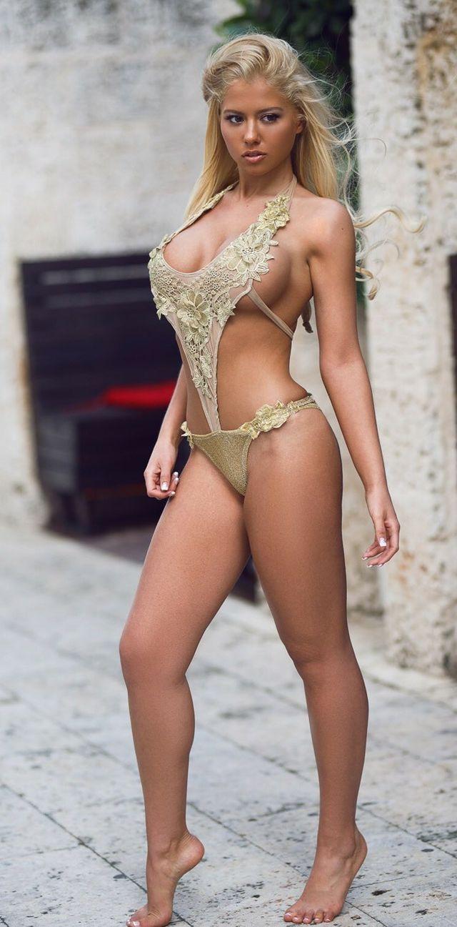 braless Bikini Kylie Cupcake Morgan naked photo 2017