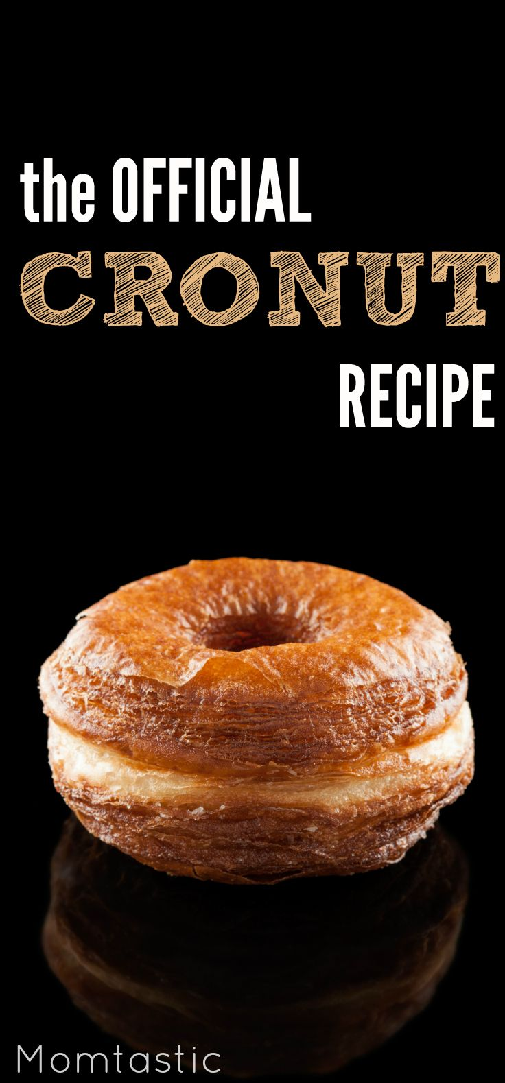 Shhh- the official #cronut recipe from the maker himself!