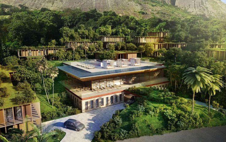 Hotel Joá Projeto MPG Imagem PVID