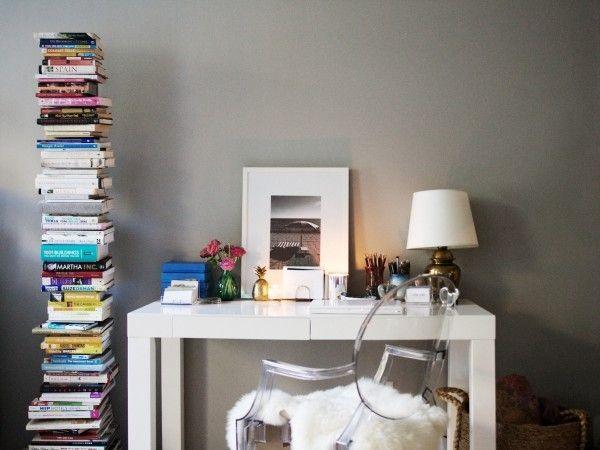 desk: Decor, Workspace, Home Office, Book, Desks, Room