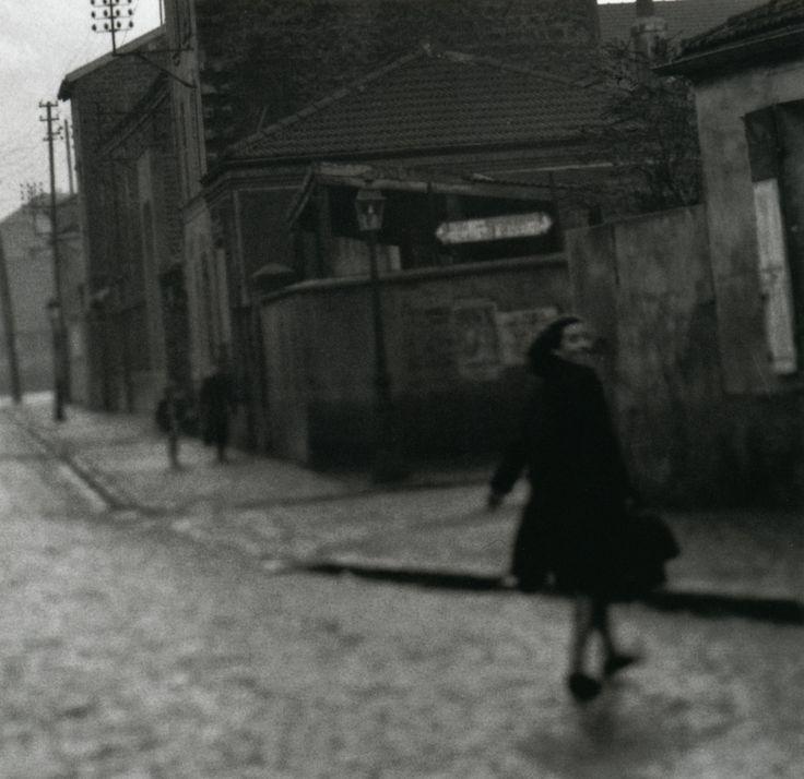 "Paris 1947 ""Aubervilliers"" by Louis Stettner"