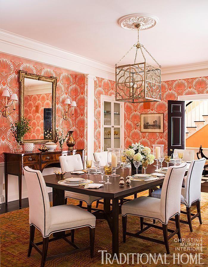 christina murphy. dining room.