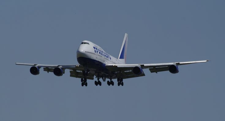 Insights from Transaero Airlines — Allplane