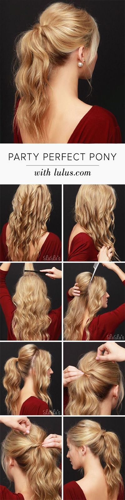 prom hair hacks, tips and tricks inspired by the pretty little liars girls