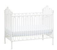 Emma Iron Crib... little mermaid nursery