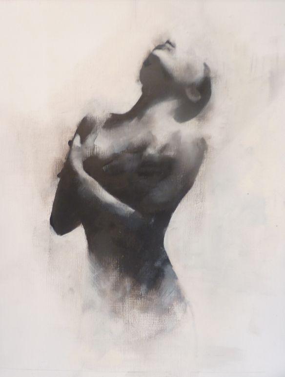 "Patrick Palmer; Oil, 2012, Painting ""Rapture"""