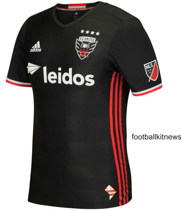 New DC United Jersey 2016
