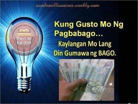 Supreme Wealth Alliance Video Presentation HD  BELIEVE YOU CAN.  Gusto mo rin ba kumita habang nasa bahay lang gamit ang facebook? ★ Add, messege Me ➨ https://www.facebook.com/iminvincible17 ★ watch the video ➨ http://thywillbedone888.blogspot.com/ ★ Join ➨ http://thywillbedone888.swaultimate.com/register  It's worth learning and joining in this program!  Your SWA Business Coach, Antonio B. Quileste 09237335324
