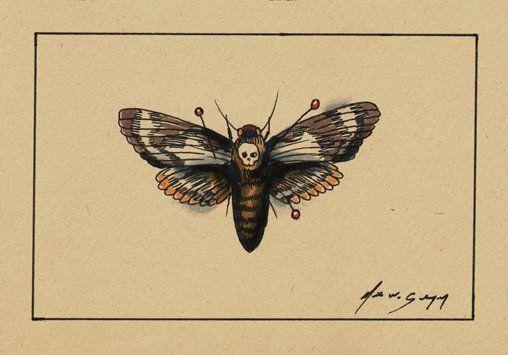 Moth: Tattoo Ideas, Tattoo Stuff, Tattoo Inspiration, Death Moth Tattoo, Tattoo Plans, Lamb Tattoo, Traditional Moth Tattoo, Moth Tattoo Design, Drawings Tattoo