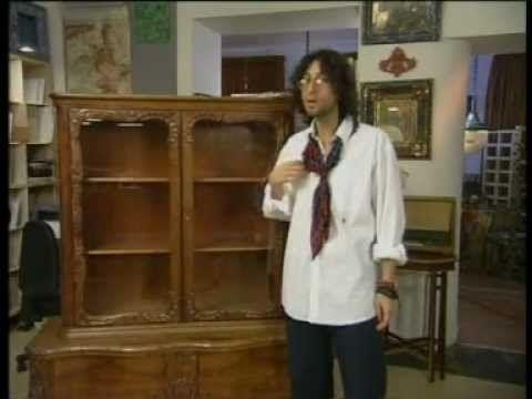 Антикварный шкаф от Марата Ка