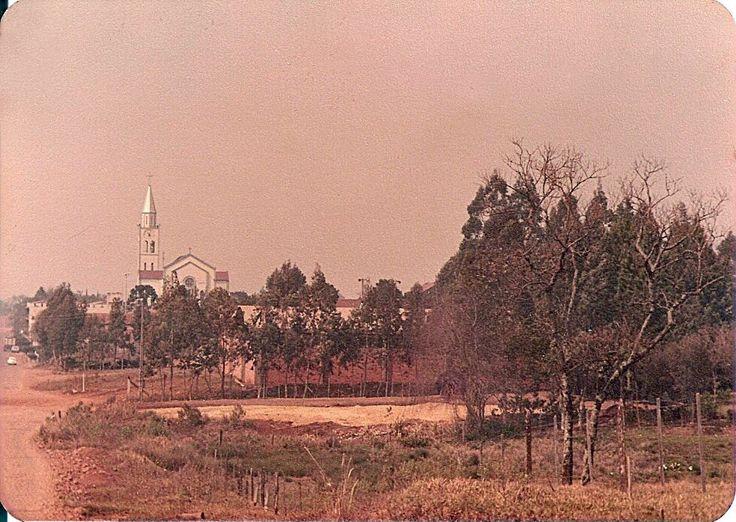 São Lourenço do Oeste - SC 1984