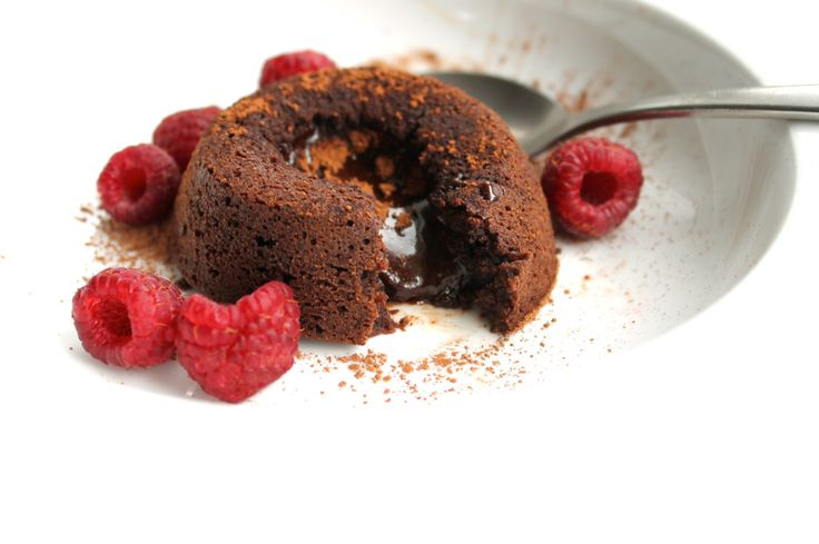 Gooey little chocolate pudding recipe