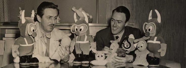 Walt Disney y Roald Dahl - Los Gremlins (1943)