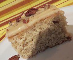 Dans ma Boustifaille !: * Gâteau au gruau et sucre à la crème *