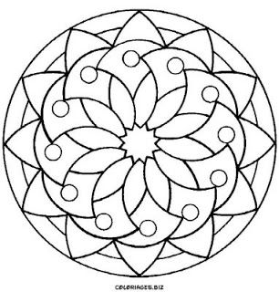 mandala/ coloring pages for adults