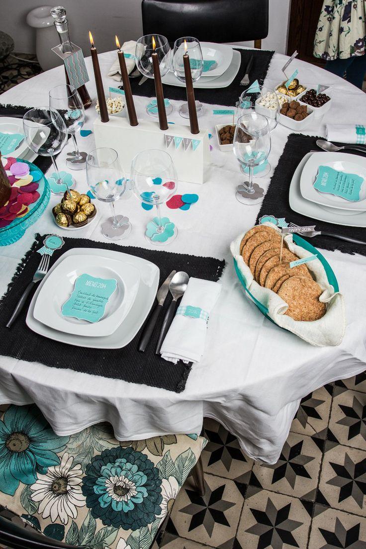 Sr. Ferrer  presenta el seu kit Decora la teva taula amb Sr Ferrer per celebrar les festes amb vosaltres.  Estam convençuts que sereu els millors amfitrions amb la original decoració per la taula que us proposam. www.srferrer.com