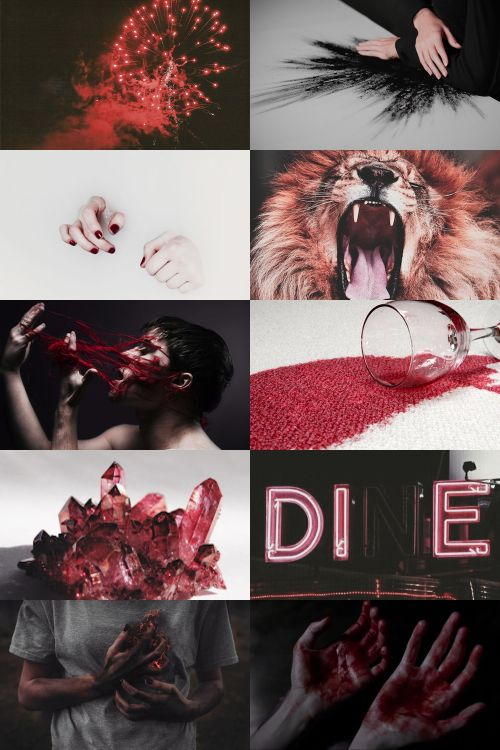 seven deadly sins: 1/7 wrath