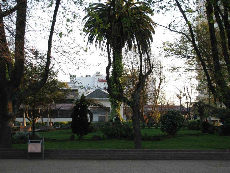 Plaza de Armas, Temuco