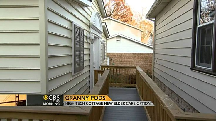A new elder care option called the MedCottage is an apartment equipped like a hospital room that can be set up in your backyard. CBS News' Wyatt Andrews repo...