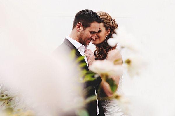 Andries & Lahriche's chic green & white wedding at Morgenzon Venue 8 August 2015.  #submergedflowers #green #white #wedding #weddingreception #bridalbouquet #elegant