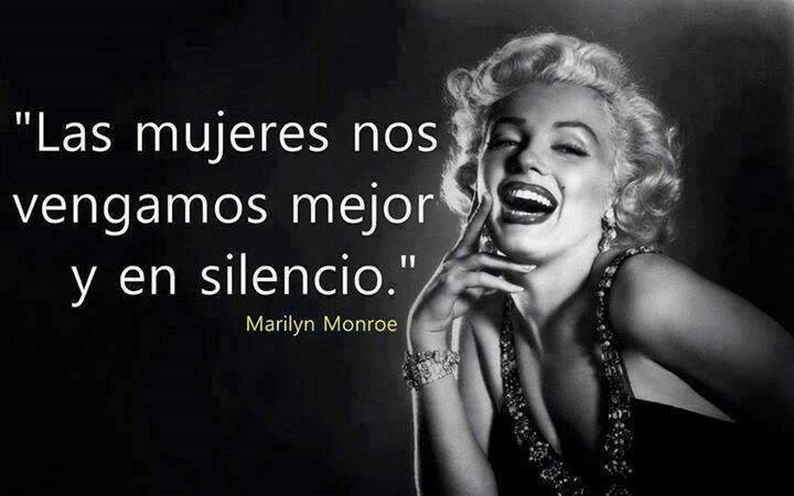 Marilyn Monroe Quotes In Spanish: 28 Best Images About Frases De Famosos On Pinterest