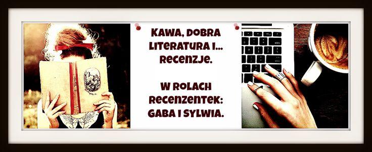 Nagłówek z bloga #recenzentka_ksiazek