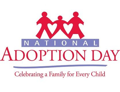 National Adoption Day is November 23, 2013
