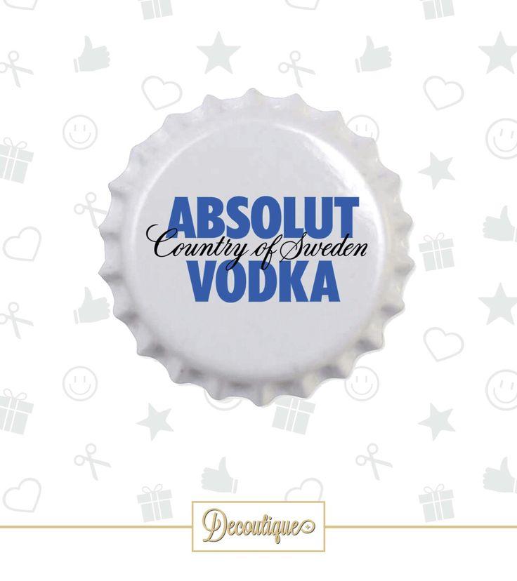 CALAMITA TAPPO 3,5x3,5 #calamita #gift #idearegalo #frigo #handmade #bomboniera #eventi #bubble #regalo #present #beer #birra #alcool #drink #tappo #bottle #bar #lounge #lougebar #longdrink #festadilaurea #addioalnubilato #addioalcelibato #segnaposto #sbornia  #comaetilico #drunk #vodka  #svezia #napoli Codice: TPP07 Prezzo: 1,50 € Spedizione in Italia: 1,00 €  Per prenotare la tua Calamita contattaci in privato o all'indirizzo email info@decoutique.it Personalizza la tua Calamita con lo…