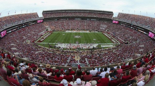Golden Flake A-Day Game Schedule for April 16 - ROLLTIDE.COM - University of Alabama Official Athletic Site