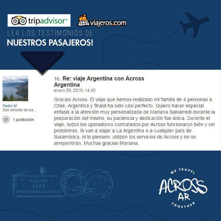 Read our #travelers' #trip #experiences in #TripAdvisor (https://goo.gl/nz2nOH), in our web (http://goo.gl/1Q0eAc) & in our #travelblog (http://goo.gl/CaumdZ)