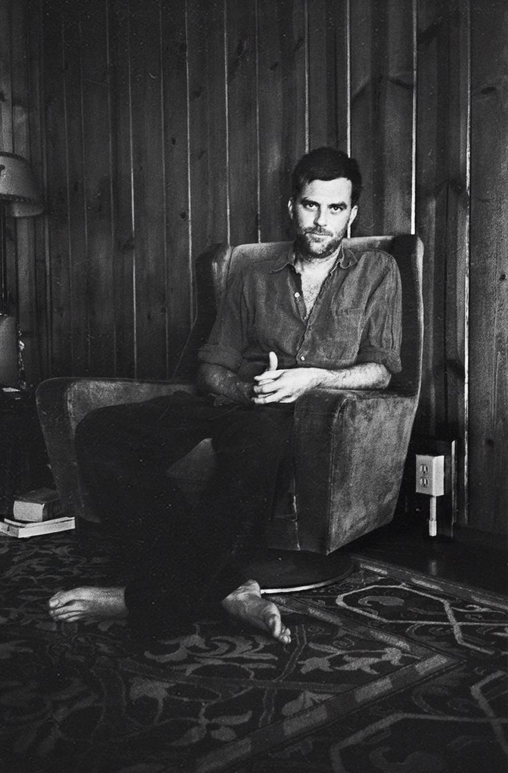 Paul Thomas Anderson by Patrick Hoelck (Directorial credits: Boogie Nights, Magnolia, There Will Be Blood, The Master, etc.)