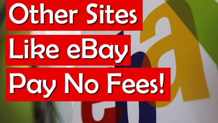 Auction Sites Like eBay - other online bidding sites with LESS FEES