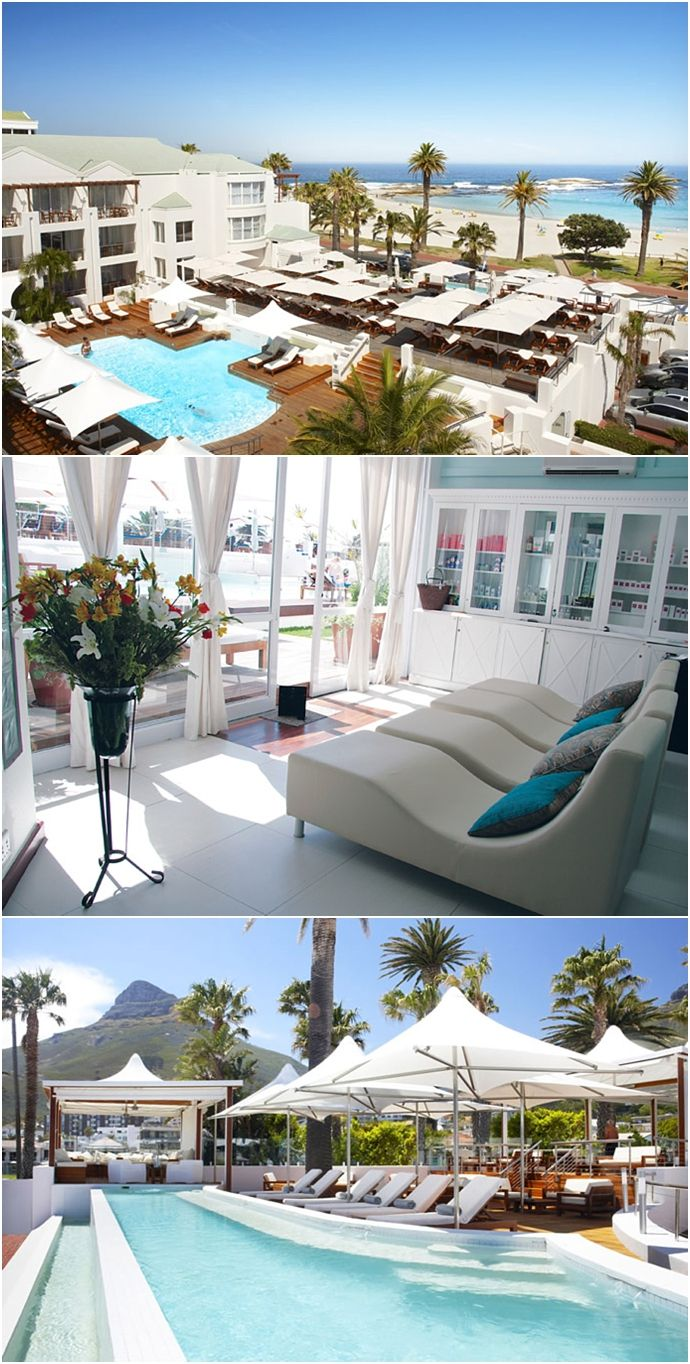 Bay Hotel, Camps Bay, South Africa