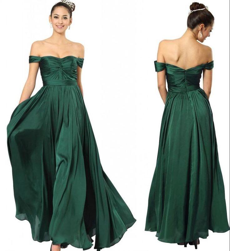 17 Best ideas about Dark Green Prom Dresses on Pinterest | Dark ...