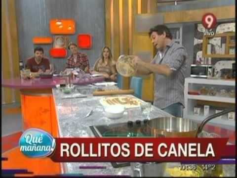 CINAMMON - Rollitos de canela