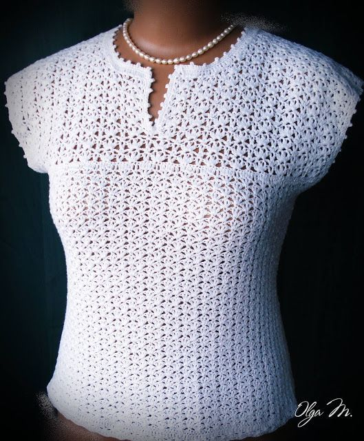 Pin de Adriana Herrera en Crochet ropa | Pinterest | Crochet ...
