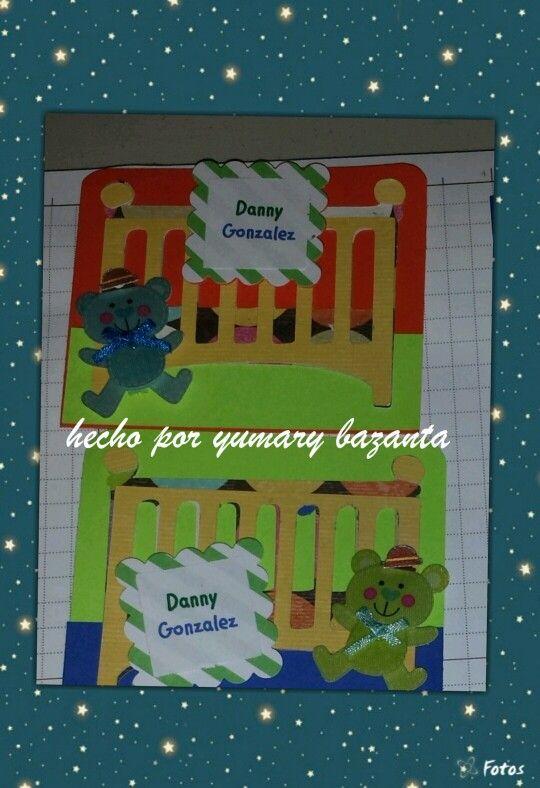 Tarjetas personalizadas,  niño, tarjetas personales