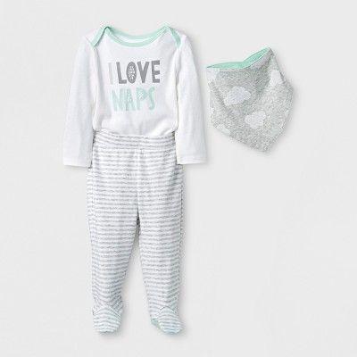 Rosie Pope Unisex-Baby Newborn Unisex Legging