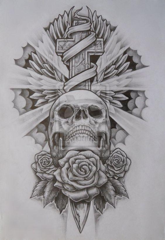 tattoo design drawings